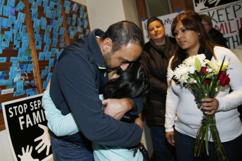Mexican Who Sought Refuge for Nine Months in Colorado Church Detained, Activists Say