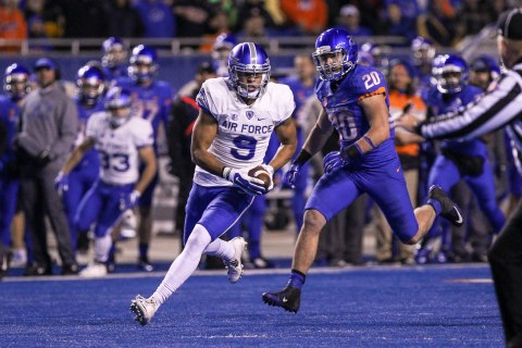 Air Force NFL Prospect Gets Called Into Active Duty on Draft Day