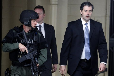 Michael Slager, Ex-Cop Who Shot Walter Scott, Pleads Guilty in Civil Rights Case