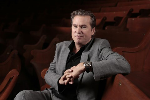 Val Kilmer Confirms Battle With Cancer: 'Healing All the Time'