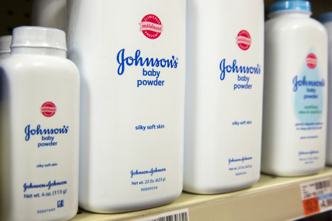 Woman Gets $417 Million Verdict From Johnson & Johnson in Baby Powder Cancer Suit