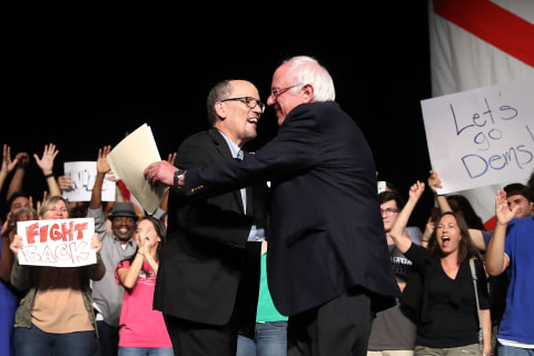 DNC Struggles to Cash in on Anti-Trump Fervor
