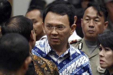 Jakarta Governor 'Ahok' Jailed for Blasphemy Over Viral Video