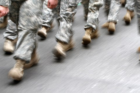 Most U.S. Troops Kicked Out for Misconduct Had Mental Illness: Study
