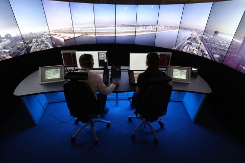 London City Airport to Build Remote Digital Air Traffic Control Tower