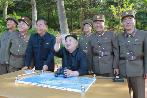 Kim Jong Un After Missile Test: 'The Entire World Looks So Beautiful'