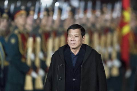 Duterte Declares Martial Rule in Besieged South Philippines