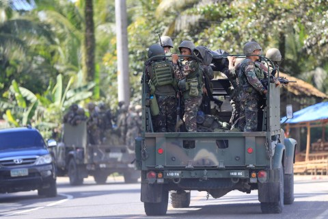 Duterte Declares Martial Law Over Chaos in Marawi, Philippines