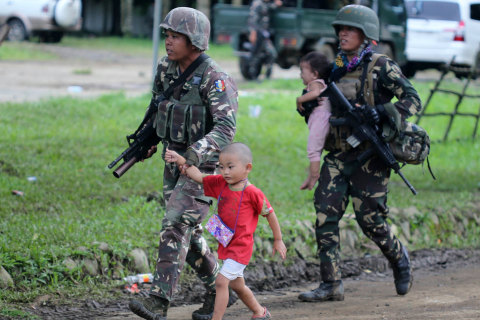Why Duterte Declared Martial Law in Southern Philippines Over ISIS-Linked Group