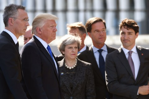 Manchester Bombing: Trump Calls Alleged Intel Leaks 'Deeply Troubling'