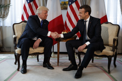 Trump Will Head to France For Bastille Day Celebration