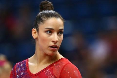 Olympic Champion Raisman Calls Out TSA Agent for Body-Shaming