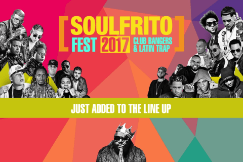 Latin Trap & Hip-Hop Unite at Upcoming Soulfrito Festival