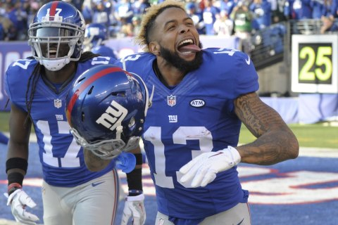 Odell Beckham Jr. Finally Hints At Why He's Skipping Giants OTAs