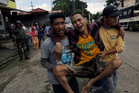 Bodies of Civilians Dumped Near Marawi, Philippines After ISIS Clashes