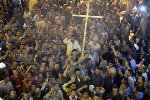 Pope Francis Says Coptic Christians Killed in Egypt Bus Attack Were 'Martyrs'