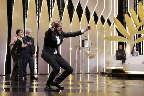 Cannes Palme d'Or Goes to Ruben Ostlund's 'The Square'