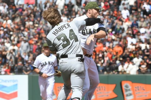 Former MVP Charges Mound, Gets Into Epic Brawl