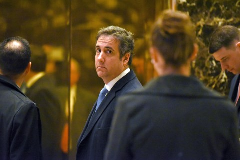 Senate Cancels Meeting With Trump Lawyer Michael Cohen