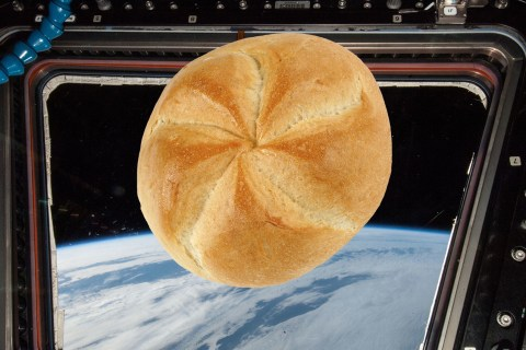 NASA's Ban on Fresh-Baked Bread Is About to Crumble