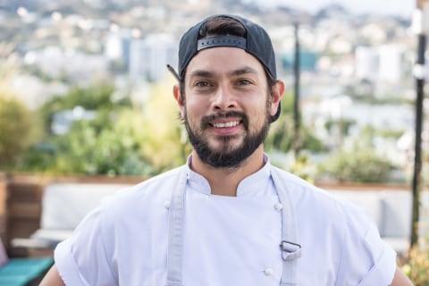 Chef Louis Tikaram Is Bringing 'Modern Asian' Cuisine to the U.S.