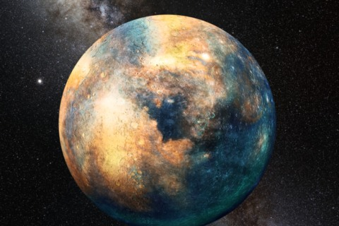 Weird Orbits Suggest Solar System May Harbor Another Hidden Planet