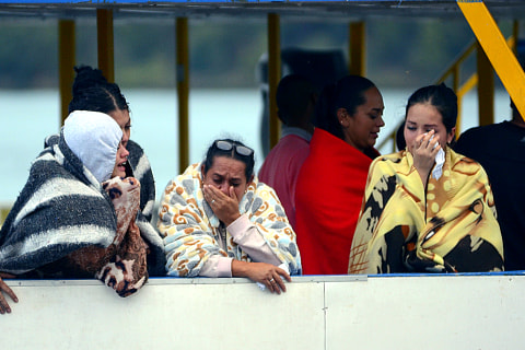 Nine Dead After Boat Carrying 150 People Sinks in Colombia