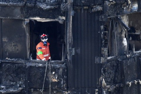 London Fire: 95 U.K. Buildings Fail Fire Safety Tests