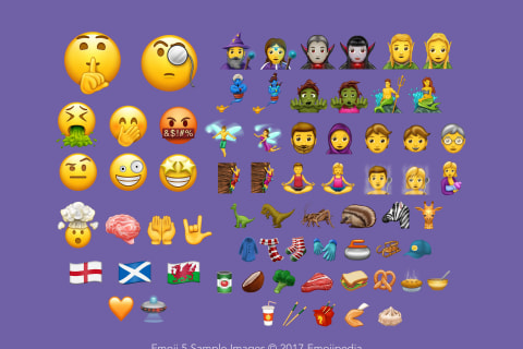 Gender-Neutral, Headscarves and Breastfeeding: New Emoji Face Serious Issues