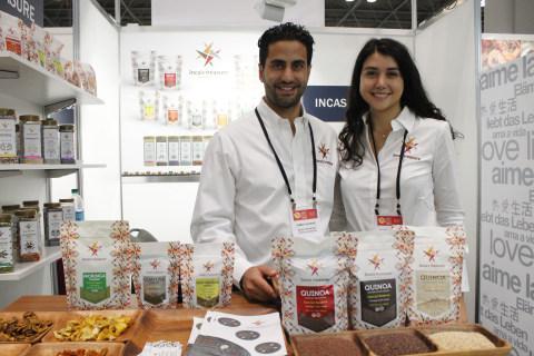At Food Show, Latin American Vendors Aim for U.S. Market