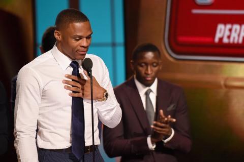 Russell Westbrook Wins NBA MVP Over James Harden