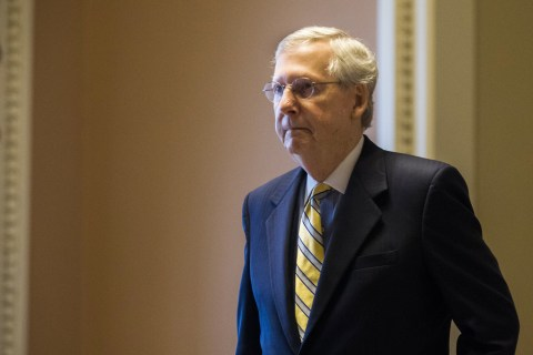 GOP Delays Health Care Vote Amid Defections, Disagreement