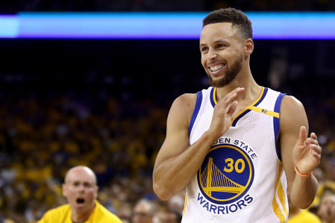 NBA MVP to Golf Star? Curry Playing in PGA Tour-Sanctioned Event
