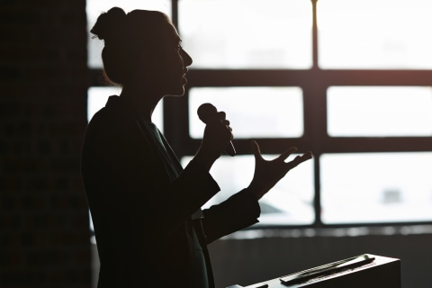 Want to Improve Your Public Speaking Skills? There's an App For That