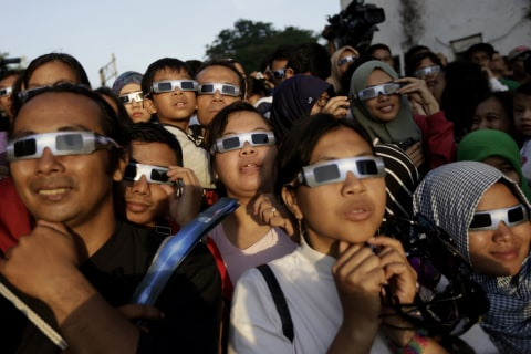 You Have Questions About the Solar Eclipse. We Have the Answers