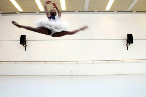 Against All Odds: Ballerina Michaela DePrince's Remarkable Journey