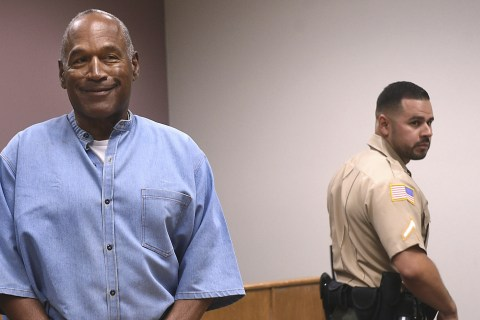 Pro Football Hall of Fame Welcomes O.J. Simpson to Canton
