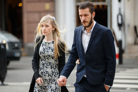 Charlie Gard's Parents End Court Fight for U.S. Treatment
