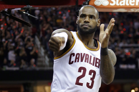 Cavaliers Get LeBron James More Help, Add Former NBA MVP