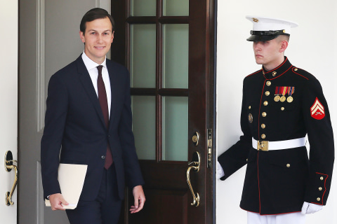 Kushner Returns to Capitol Hill for Second Day of Russia Questions
