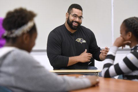 NFL Player Retires at 26 to Pursue Career In Math