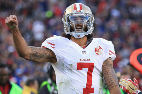 Colin Kaepernick Might Finally Have an NFL Team