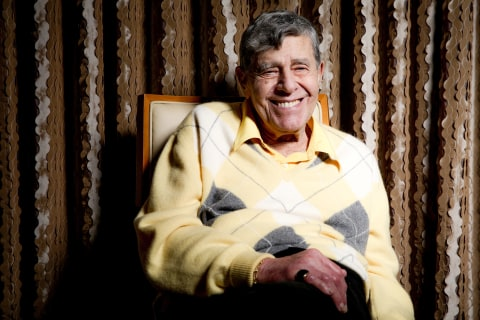 Jerry Lewis Remembered By Younger Fans for Muscular Dystrophy Telethons