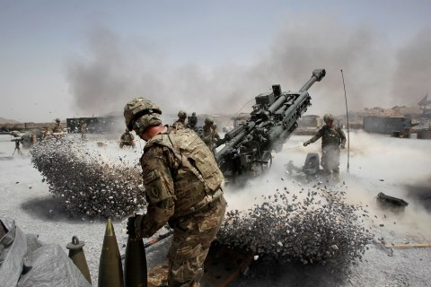 The War in Afghanistan: By The Numbers