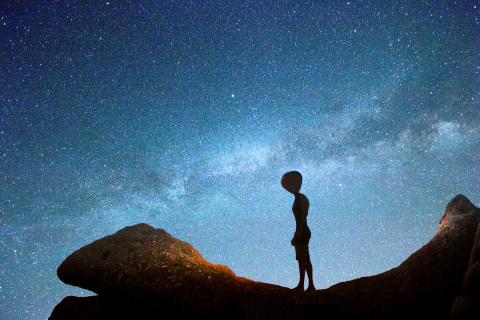 Discovery of alien life might not bring the response you'd expect