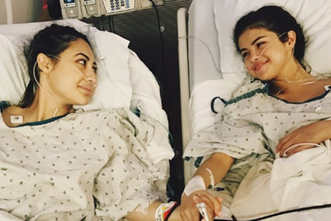 Selena Gomez's Kidney Transplant a Common Risk With Lupus