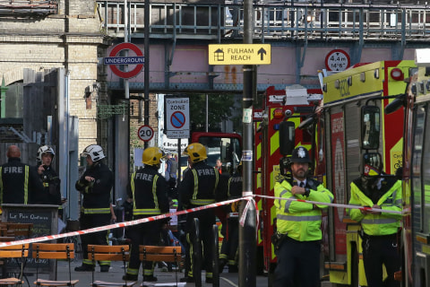 Third Man Arrested in Probe of London Subway Terror Attack