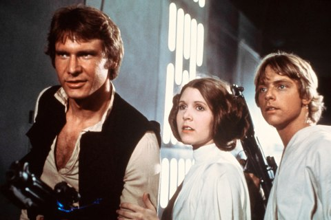 Carrie Fisher's Annotated 'Empire Strikes Back' Script Up for Auction