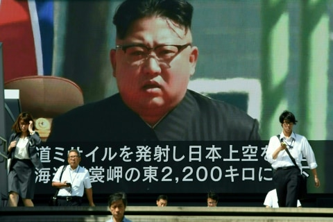 Kim Jong Un's Missiles May Be Final Nail for Japan's Pacifism