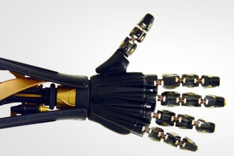 New 'Superconductive' Skin Allows Robots to Have Sense of Touch